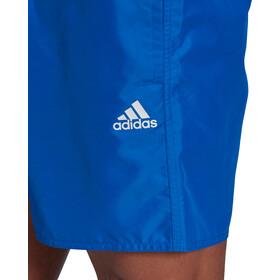 adidas Solid CLX Short Length Shorts Men, glory blue